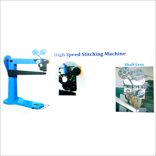 High Speed Stitching Machine