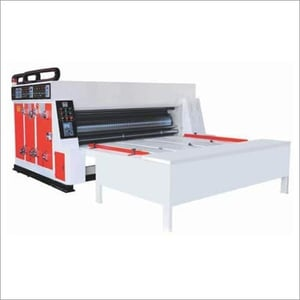 Two Colour Printer Slotter (Chain Feed)