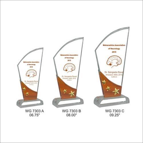 Ripple Glass Series Trophies