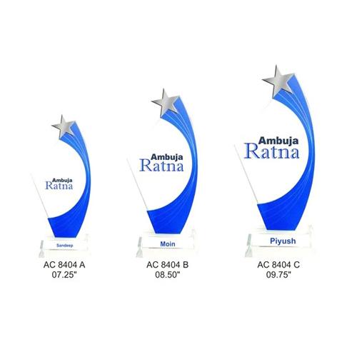 Designer Acrylic Series Trophies