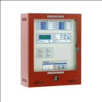 X Zone Fire Alarm Panel