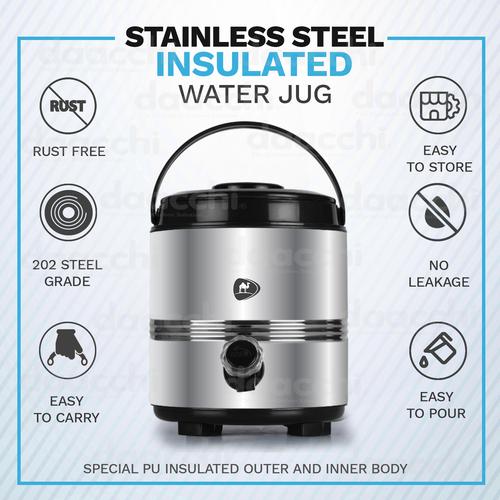 SS Water Jug