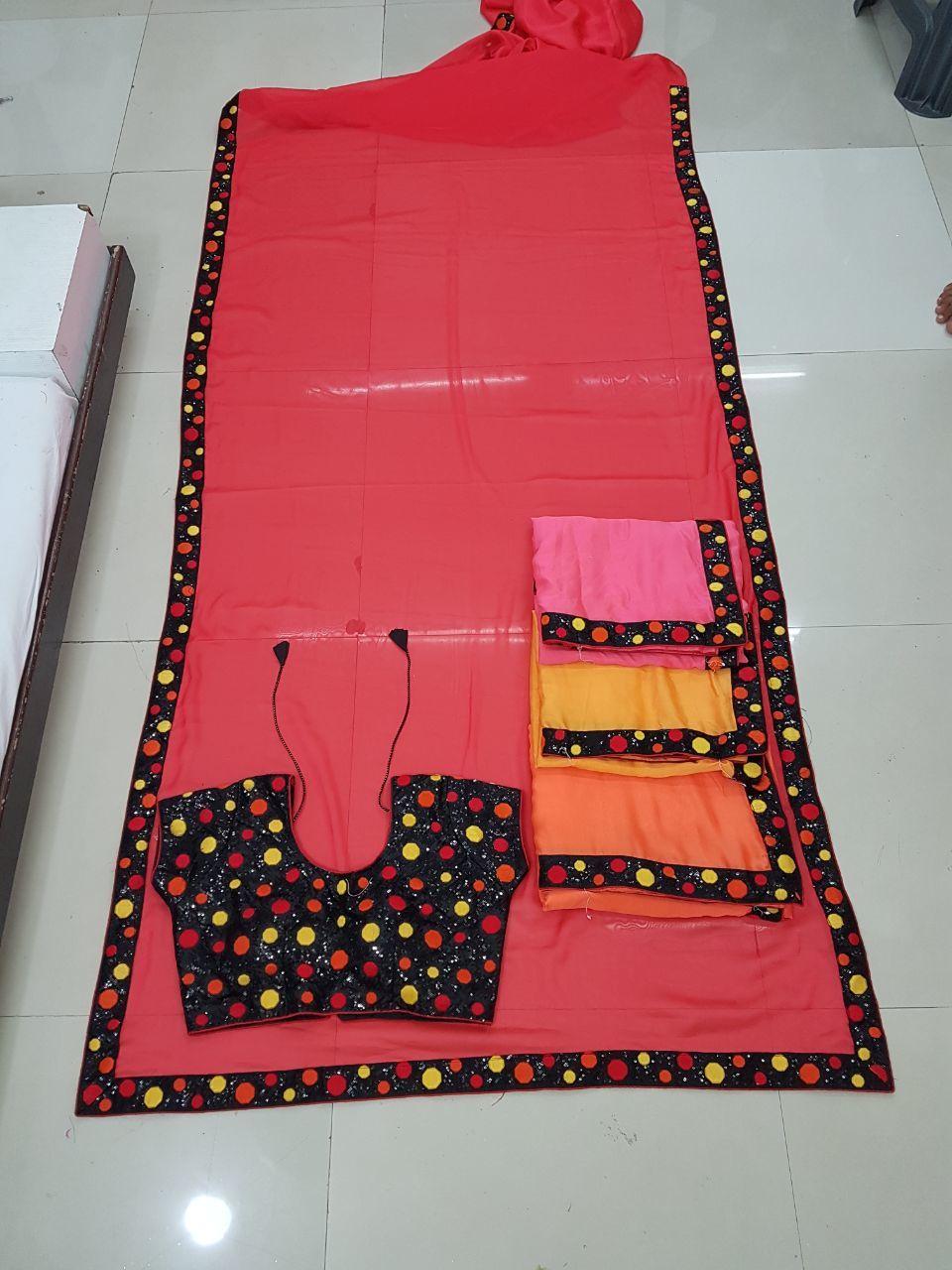 Modern Designer Saree