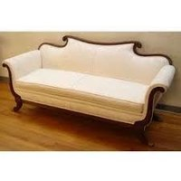 Stylish Wooden Sofa
