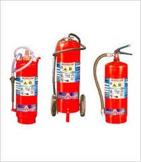 Foam Type Fire Extinguishers