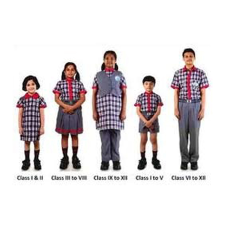 KV New School Uniforms