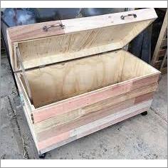 Wooden Pallet Crates