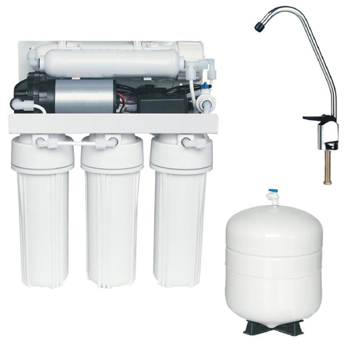 Domestic RO Under Sink Water Purifiers