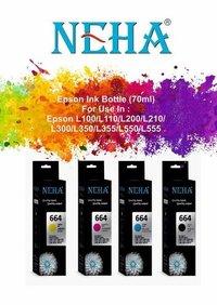 Epson 664 Inkjet Printer ink
