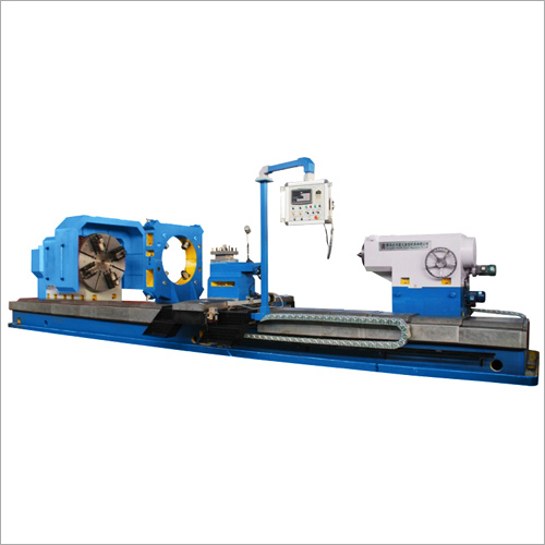 Cnc Heavty Duty Lathe