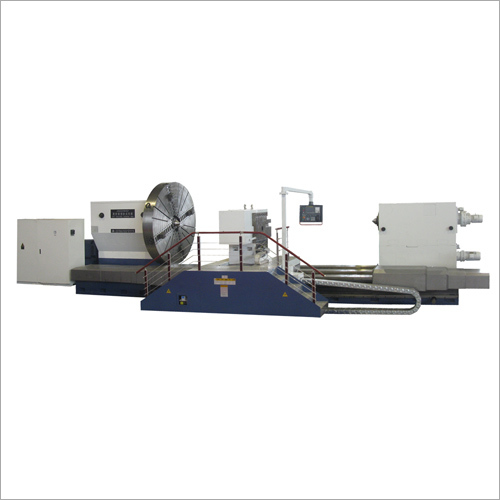 CNC Heavy Duty Lathe-63T