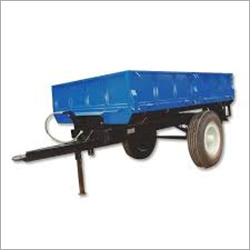 2 Wheeler Standard Trailer