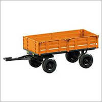 4 Wheeler Standard Trailer