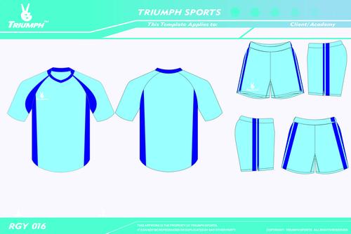 Custom sports apparel
