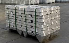 Aluminium Commercial Ingots