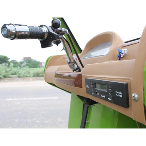 Electric Rickshaw Handle