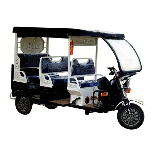 Mini Electric Rickshaw