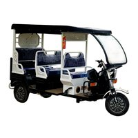 Mini Electric Rickshaw