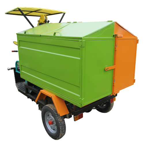 SNG - Battery Operated Rickshaw Cart