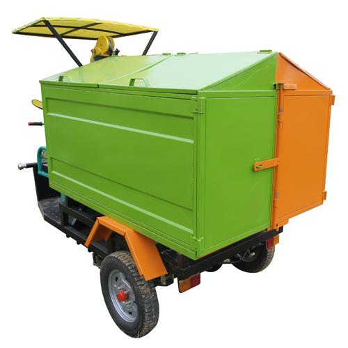 Fully Cover E Rickshaw Loader