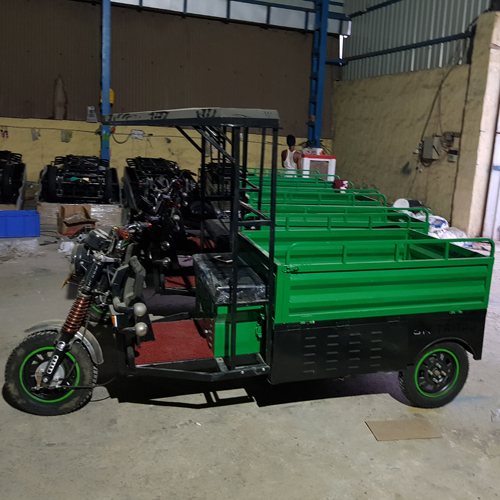 SN Tritaj - Battery Operated Passenger Rickshaw