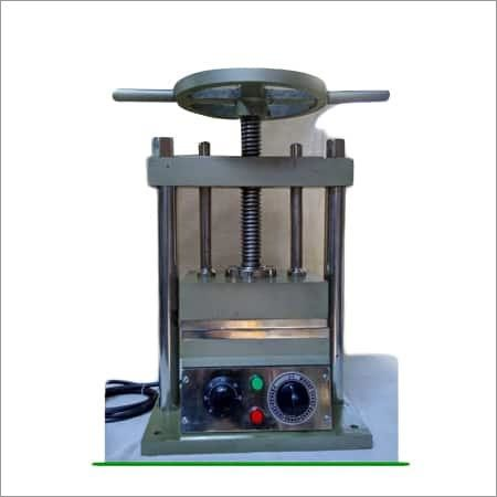 Die Press Vulcanizer