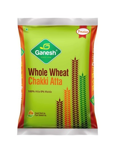 Whole Wheat Desi Chakki Atta