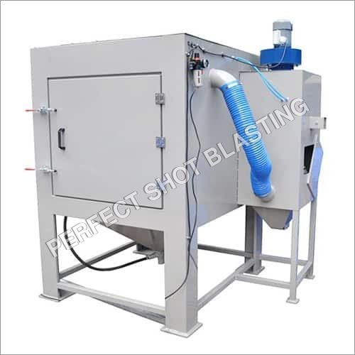 Suction Blast Machine