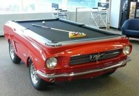 SBA Car Pool Table