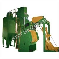 Automatic Doortumblast Type Shot Blasting Machine