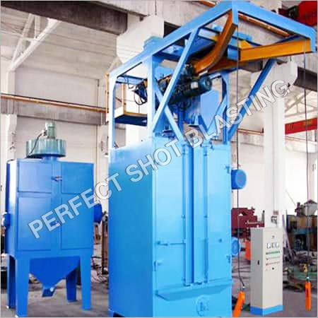 Y Hanger Shot Blasting Machine