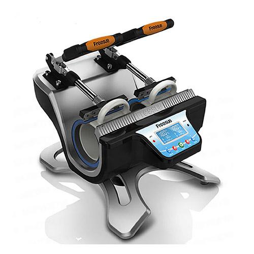 Double Pad Mug Printing Machine