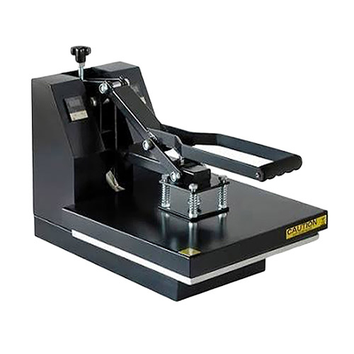 T-Shirt Printing Machine Flat Press