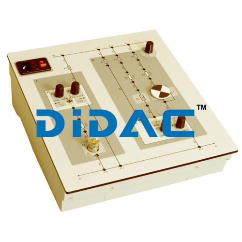 Automotive Oscilloscope Trainer
