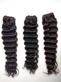 Deep Wavy Weft Hair Extensions