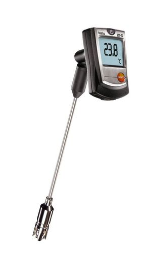 testo 905-T2 - surface thermometer with large measuring range