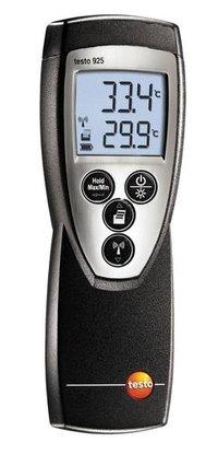 testo 925 - temperature thermometer