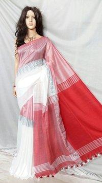 Khadi Madhyamoni Handloom Saree