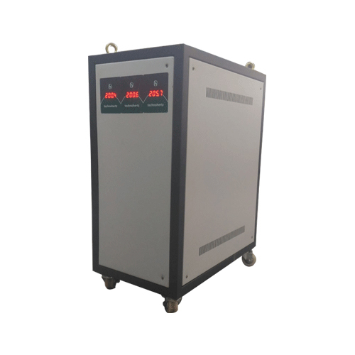 Three Phase Servo Air Cooled Residential Stabilizers