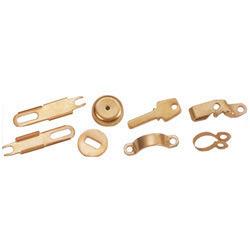 Mild Steel Pressed Components