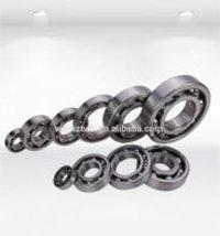 Single row ball bearing 6206