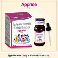 Cyproheptadine + Tricholine Citrate