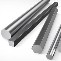 Stainless Steel Hex Bright Bars