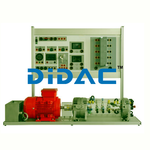 Generator Battery Charging Trainer with Multifunction Controller