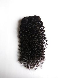 Kinky Curly Hair with Frontal