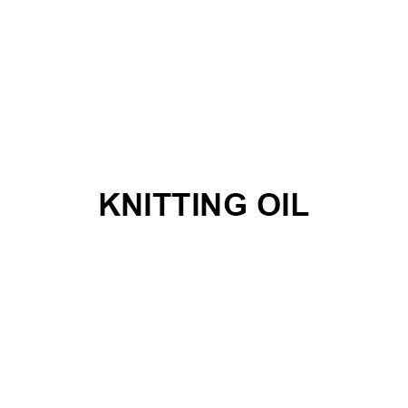 Knitting Machine Oil
