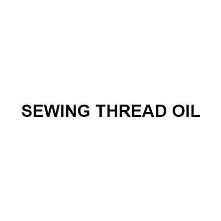 SEWING THREAD OIL