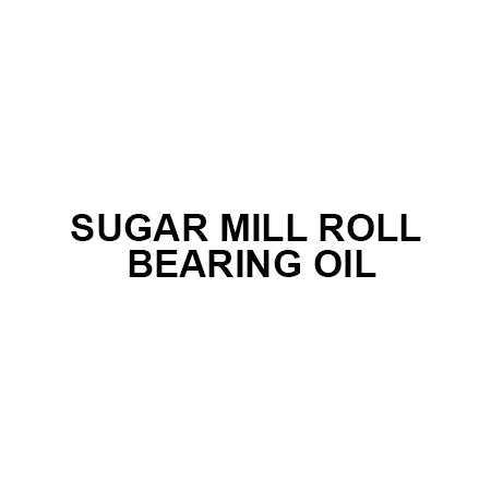 SUGAR MILL ROLL BEARING OIL