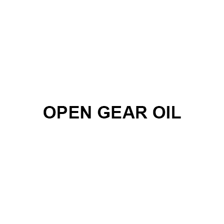 OPEN GEAR OIL
