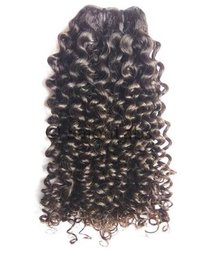 Clip in Kinky Curly Hair